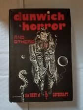 Dunwich Horrors and Others H.P. Lovecraft 1963 1st Edition 1st Print FREE SHIP