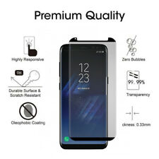 100%25 Genuine Tempered Glass LCD Screen Protector Film For Samsung Galaxy S8