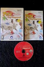 WII : PETZ SPORTS : DOG PLAYGROUND - Completo, ITA ! Compatibile Wii U