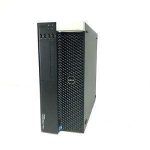 Dell Precision T3610 Workstation Xeon E5-1620 V2 3.70GHz 8GB RAM 500GB