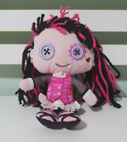 DRACULAURA MONSTER HIGH PLUSH TOY CHARACTER TOY 20CM! 2009 MATTEL!
