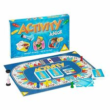 Piatnik Activity Junior Kinder Game Spielzeug Party Freunde Familie Lernen NEU