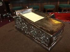 """Vintage The Egry Automatic Retail Receipt Cast Iron Register """"Watch Video"""""""