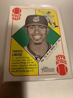 2015 Topps Heritage '51 Collection #75 Francisco Lindor RC - NM