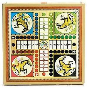 Mallette De Jeux Societe Classique 8 Jeux Standard Vintage Pour Famille Enfant