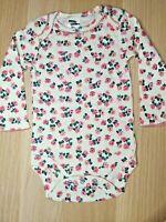 Baby Girls Ex Boden Bodysuits Vests 100% Cotton 0 3 6 12 18 24 36 months