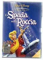LA SPADA NELLA ROCCIA. DVD Film ITALIANO PAL Ologramma tondo. Z3 - DV 0073