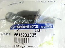 Genuine Upper Ball Joint Assy+ Ring Assy:2p for Ssangyong ISTANA #6613203335+
