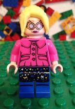 Lego Harry Potter- Luna Lovegood minifigure 4841 The Hogwarts Express
