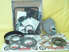 FORD 4R75W/4R70E/4R75E TRANSMISSION MASTER REBUILD KIT W/ 4WD FILTER - 2004-UP