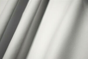 Frost White Soft Leather Cow Hide Cowhide Premium Quality Upholstery Avg 40 sqft