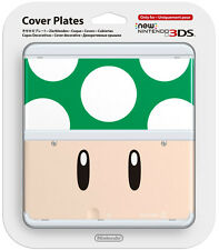 Super Mario 1-UP Coque N°8 pour New Nintendo 3DS IT IMPORT NINTENDO