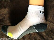 Da Uomo Bianco Grigio qualità KARRIMOR Professional Dri Running socks traspirante