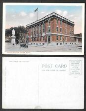Old Massachusetts Postcard - Salem - Police Station