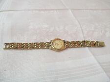 Vintage Quartz Citizen gold tone Wrist Watch 6031-S52543