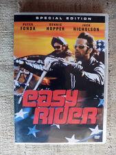 Easy rider - Peter Fonda,Dennis Hopper e Jack Nicholson - DVD