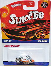HOT WHEELS SINCE 68 TOP 40 GO KART