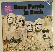 Deep Purple In Rock LP Europa 2018 gatefold vinilo purpura