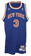 John Starks New York Knicks Adidas NBA Throwback Swingman Jersey - Blue