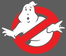 Ghost Busters Two Color Decal Window Bumper Sticker Car Decor Ghostbuster