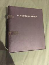 Porsche 911 912 Audi Fox Parts Identifier