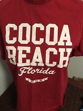 Cocoa Beach Island Mens Size Large Tshirt