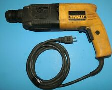 Dewalt Dw514 34 Electric Corded Type 200 Sds Rotary Hammer Drill 120v Italy