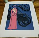 """Robert Indiana SUSAN B 1977 Limited Edition Lithograph """"Mother of Us All"""""""