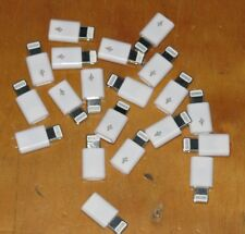 Micro USB to 8-pin Lightning Adapter Connector for iPhone 5 6 7 8 X ~ FREE SHIP