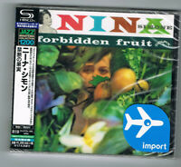 ♫ - NINA SIMONE - FORBIDDEN FRUIT - SHM-CD 10 TITRES - NEUF NEW NEU - ♫