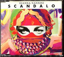 GIANNA NANNINI - SCANDALO - CD MAXI [643]