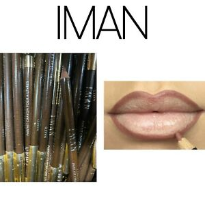 IMAN PERFECT LIPLINER PENCIL NAKED (NUDE BROWN) 1.5G **BRAND NEW**