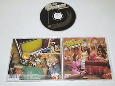 THE DONNAS/SPEND THE NUIT(ATLANTIC 7567-93165-2) CD ALBUM