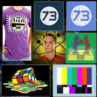 CHOOSE FROM TV Show Worn AS SEEN ON Sheldon Cooper on The Big Bang Theory Shirts