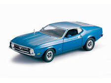 1971 Ford Mustang Sportroof BLUE 1:18 SunStar 3612
