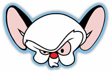 """Pinky and the Brain sticker decal 5"""" x 3"""""""
