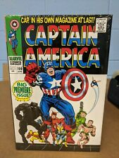 Captain America vol. 1 omnibus  Marvel  new/sealed  Stan Lee Jack Kirby