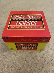 Only Fools and Horses - Complete Anniversary Collection (DVD, 2011, 26-Disc Set)