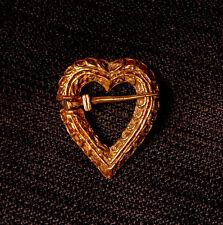 Heart Annular Brooch - Z-28