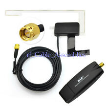 DAB+ Digital Radio USB 2.0 Stick Receiver with Antenna for Car Android DVD Head