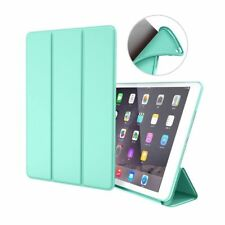 iPad 6th Generation 2018 9.7 Slim Magnetic Silicone Smart Cover Case For Apple