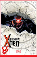 UNCANNY X-MEN 4 04 TPB Hardcover Panini Marvel Now! Xmen # NEUF #