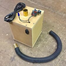 New Player Piano Electric Vacuum Motor/Suction Box-Electrify It! model DS1-120
