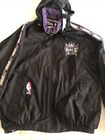 vintage sacramento kings jacket