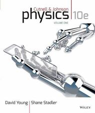 Physics, Volume One: Chapters 1-17 by Johnson, Kenneth W., Cutnell, John D., Goo