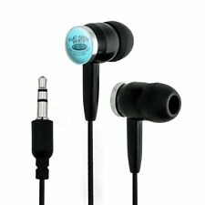 Flat Earth Society Members Around Globe Novelty In-Ear Earbud Headphones