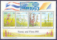 Le orchidee, piante-Irlanda-bl.10 II ** MNH 1993