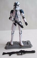 Star Wars ROTS Vintage Collection CLONE TROOPER 501st LEGION VC60 2011 Complete