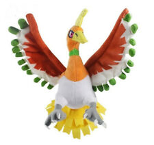 "New Pokemon Ho-Oh Plush Soft Toy 11""/27cm Stuffed Animal Doll Gifts"