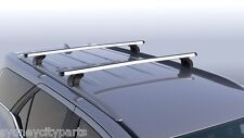 TOYOTA FORTUNER ROOF RACKS GXL CRUSADE FROM AUG 15> 70KG NEW GENUINE ACCESSORY